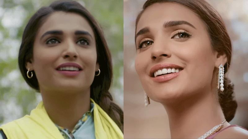 Amna Ilyas undergoes major transformation in Baaji's latest song