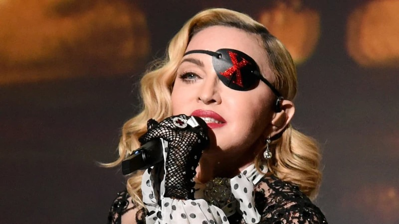 Madonna has nearly 14 million Instagram followers.