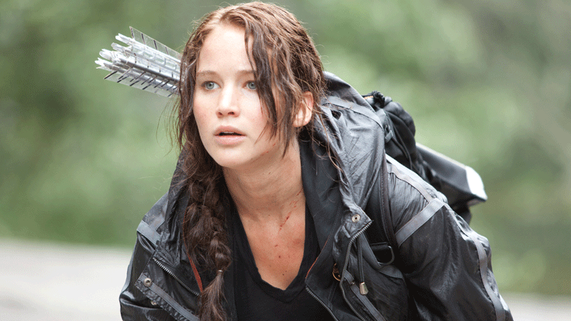 "The book is set well before the lifetime of ""Hunger Games"" heroine Katniss Everdeen."
