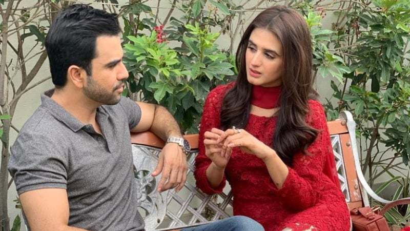 Junaid Khan and Hira Mani are pairing up for their third drama together