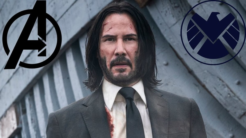 Marvel really wants Keanu Reeves to join their universe