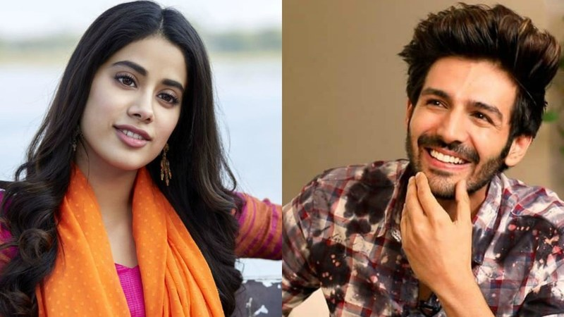 Dostana 2 to star Kartik Aaryan and Janhvi Kapoor