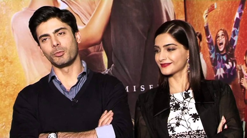I had to get Fawad from Pakistan and look what happened, he became a huge star, she continued.