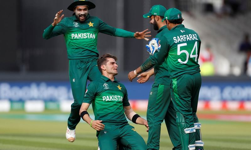 فتح کے باوجود پاکستان ورلڈ کپ سے باہر