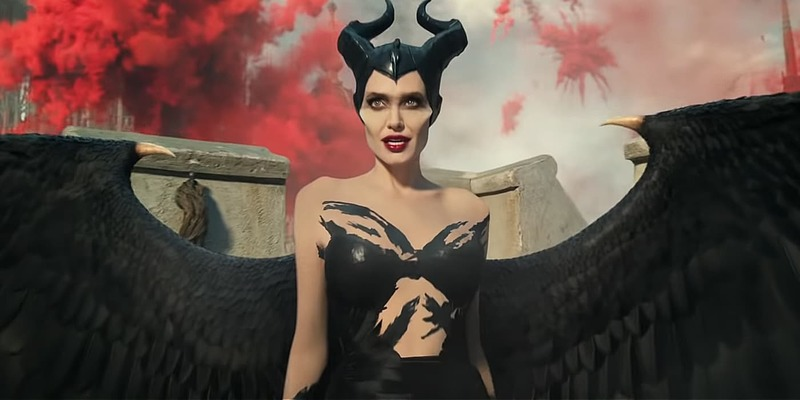 Image result for Maleficent Sequel Flies To The Top Of The US Box Office