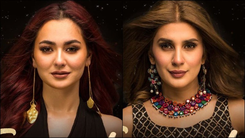 The two along with Syra Shahroz get their posters for the Mahira Khan-starrer while we find out the remaining cast