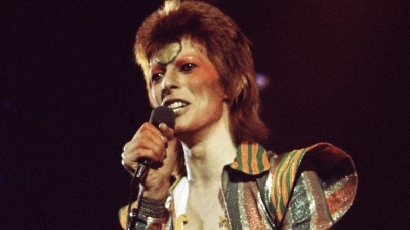 Mattel are releasing a special David Bowie Ziggy Stardust Barbie doll