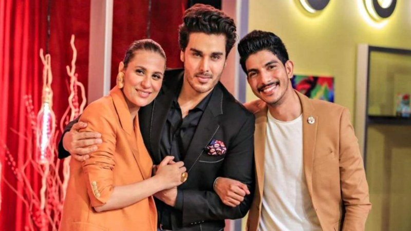Mohsin Abbas and Nausheen Shah open up about depression to Ahsan Khan
