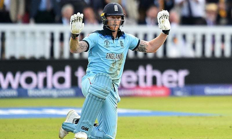 Six or five runs for Ben Stokes? Overthrow controversy in last over of  World Cup final - Sport - DAWN.COM