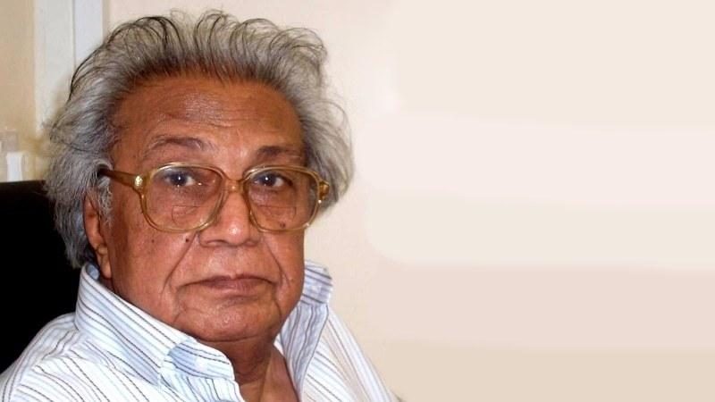 Poet and lyricist Himayat Ali Shair passes away in Canada