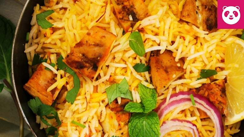 Foodpanda is making every biryani lover's dream come true with an exclusive 50% on their official 'Biryani Day