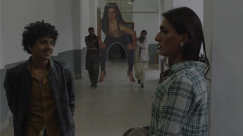 Darling is set in a dance theater in Lahore and unravels the story of a young boy and a trans girl.