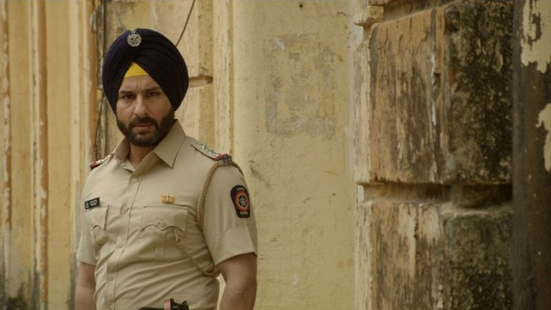 The actor will be reprising his role as Inspector Sartaj Singh.