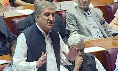 Parliament unanimously passes resolution condemning India's 'unilateral move' on Kashmir