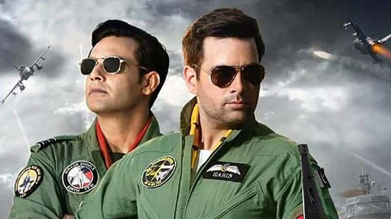 We'll be soaring the skies once again with Mikaal Zulfiqar.