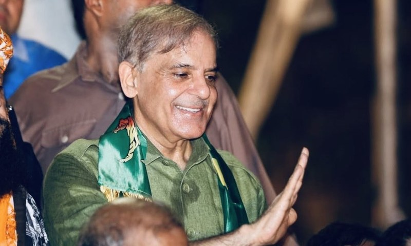 Shahbaz lashes out at PM over 'Kashmir sell-out'