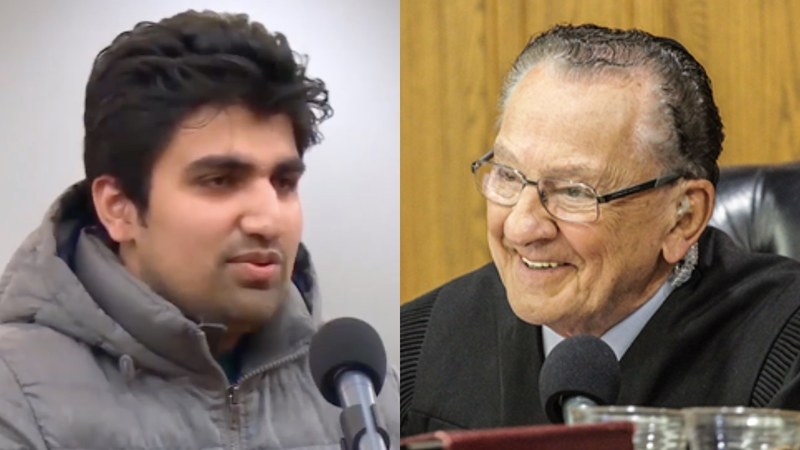 Judge Frank Caprio's kind conduct towards a Pakistani student has gone viral