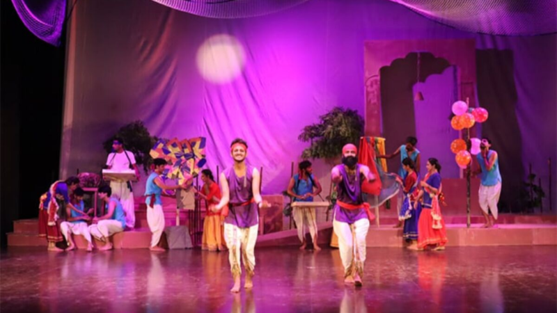 Aptly titled Jashan Sawan Ka (A Celebration of the Monsoon), four plays were presented each weekend.