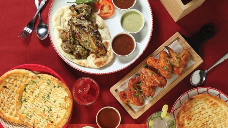 Okay, maybe not better but it's pretty much 50-50. Their new venture, Express Kanteen is serving desi food with a twist. --Photo courtesy: Express Kanteen's Facebook page