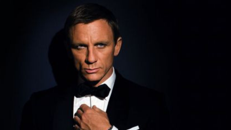 Daniel Craig will be playing the iconic role yet again.