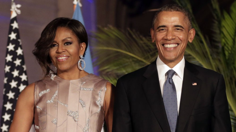 Obamas make their Hollywood movie debut with American Factory