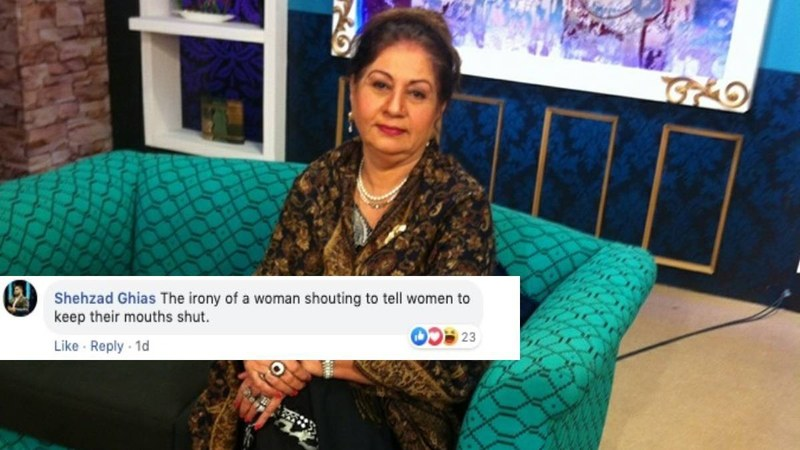 This rishta aunty claims divorces happen because women don't