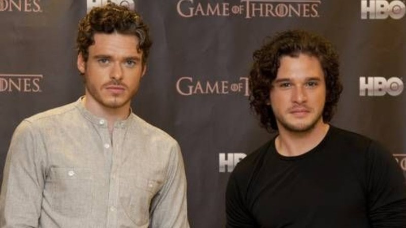 Kit Harington is joining the 'Eternals' cast which already included Richard Madden.