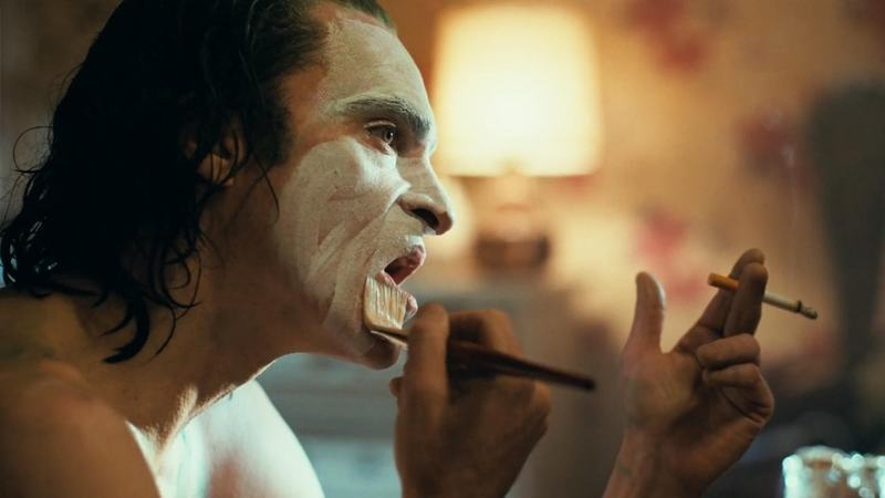 Joaquin Phoenix has nailed the Joker laugh and we're ready for more.