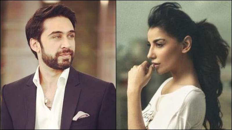 The two will play a married couple and Ushna Shah is the third main cast member.