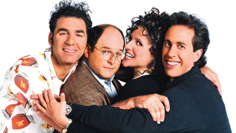 """All 180 episodes of the Emmy-Award winning <em>Seinfeld</em> are coming to Netflix - worldwide! - starting in 2021,"" Netflix said on Twitter."