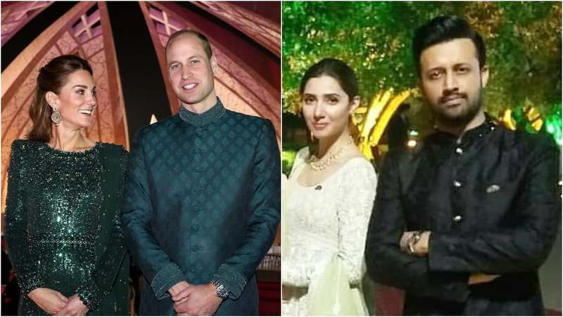 We're just glad William wore a sherwani.