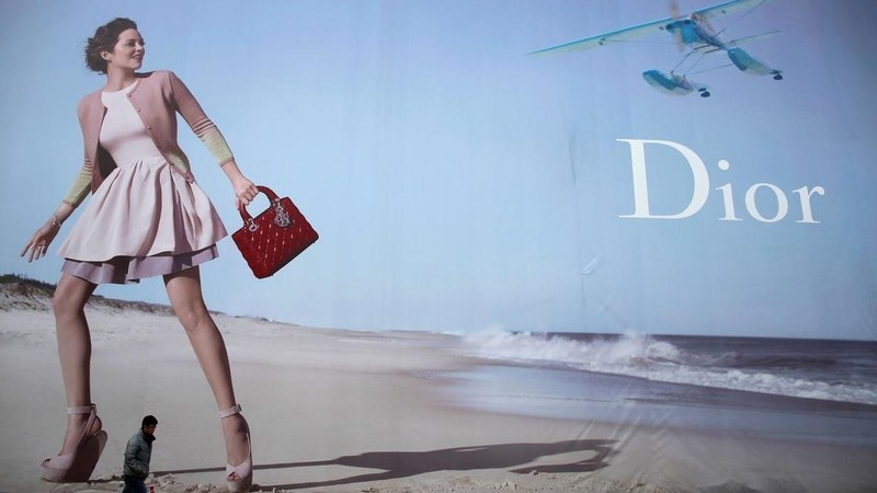 Dior apologises for China map excluding Taiwan