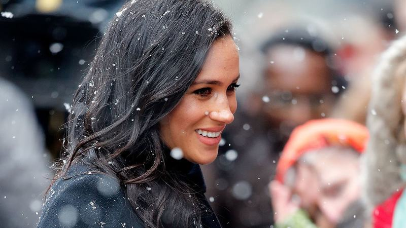 Markle gave a candid interview in which she spoke about something most new moms can relate to.