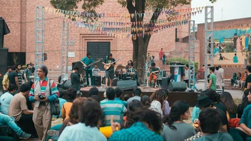 The fifth edition of the Lahore Music Meet is scheduled for Feb 1-2, 2020.