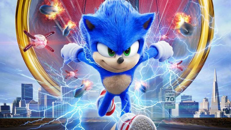 Sonic Mania designer helped create Sonic's new movie look