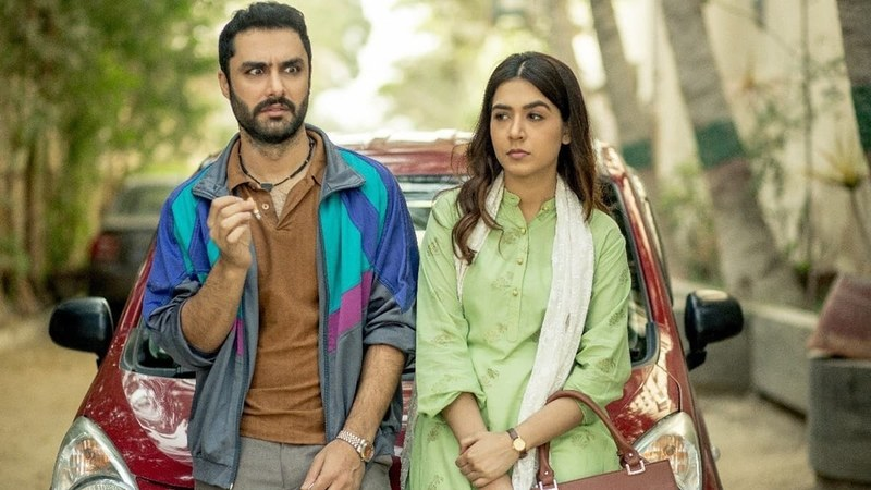 Yet another achievement for the film which is set to be Pakistan's submission for the 92nd Academy Awards!