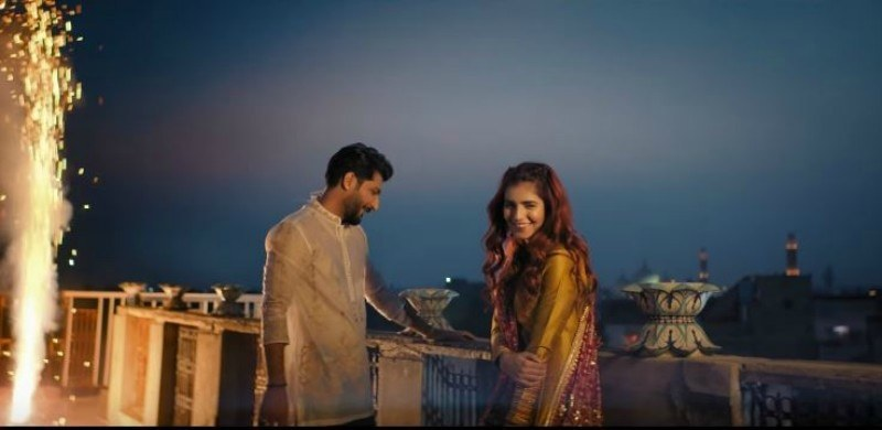 Momina is back with another duet and this time it's with Bilal Saeed.