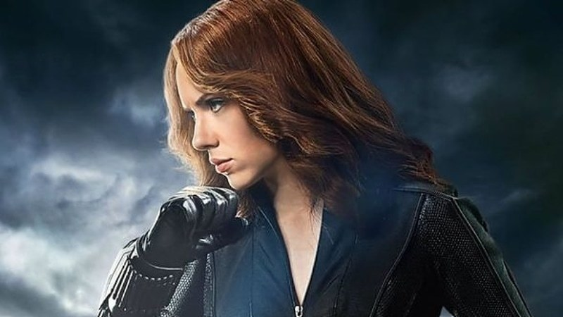 Scarlett Johansson returns as Black Widow and the new teaser is prepping us for some extreme action.