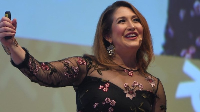 Sometimes our own apprehensions about an idea keep us from realising how great the idea is, says Randi Zuckerberg.