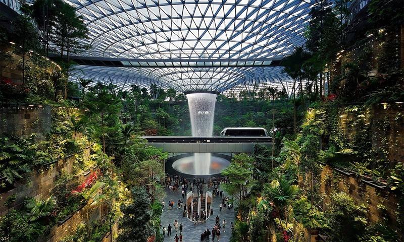 دنیا کے خوبصورت ترین ائیرپورٹس