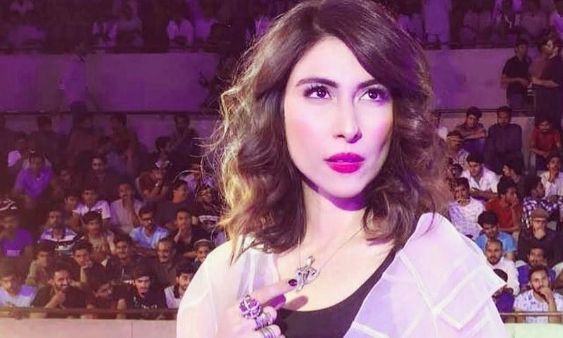 میشا شفیع نے اپریل 2018 میں علی ظفر پر الزامات لگائے تھے—فوٹو: انسٹاگرام