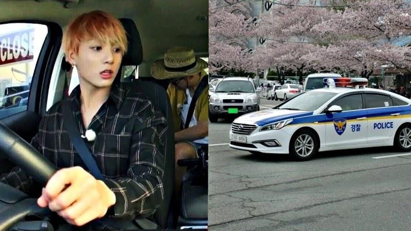 Police ask for charges against singer in K-pop band BTS over car crash: Yonhap