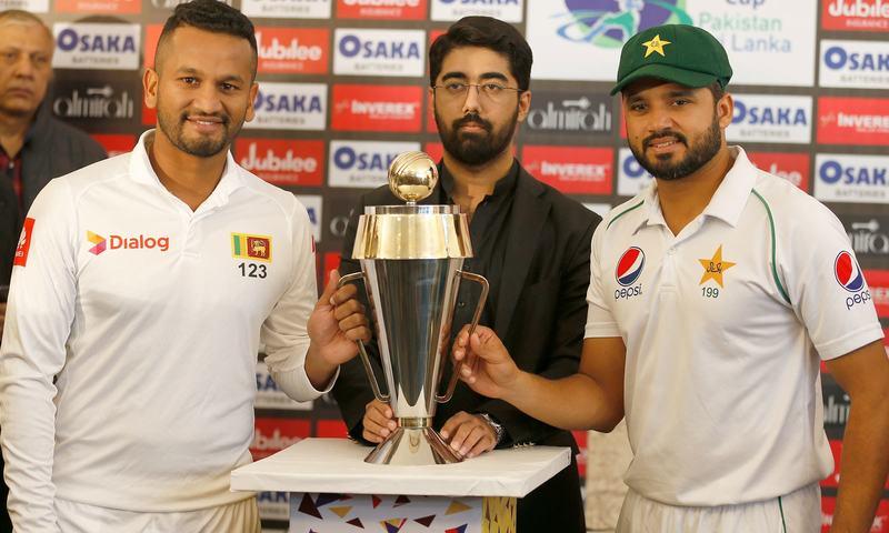 پاکستان میں 10سال بعد ٹیسٹ کرکٹ کی واپسی