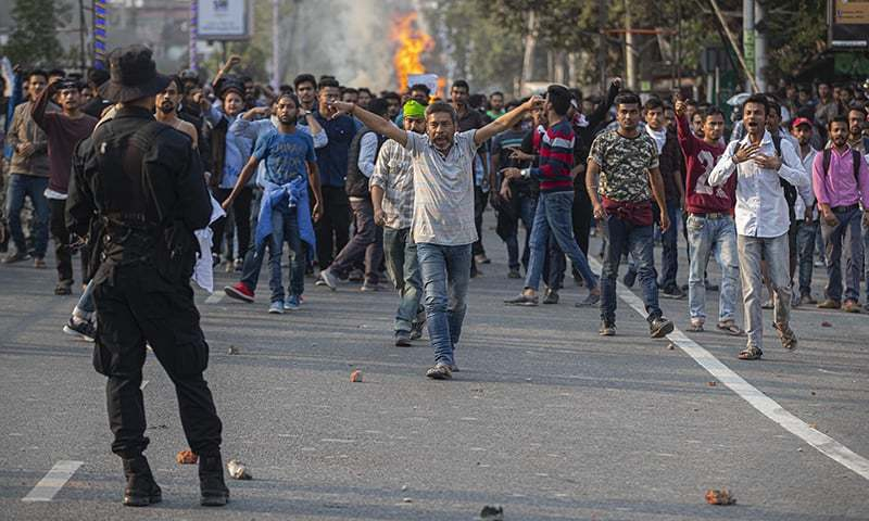 India passes contentious citizenship bill amid violent protests