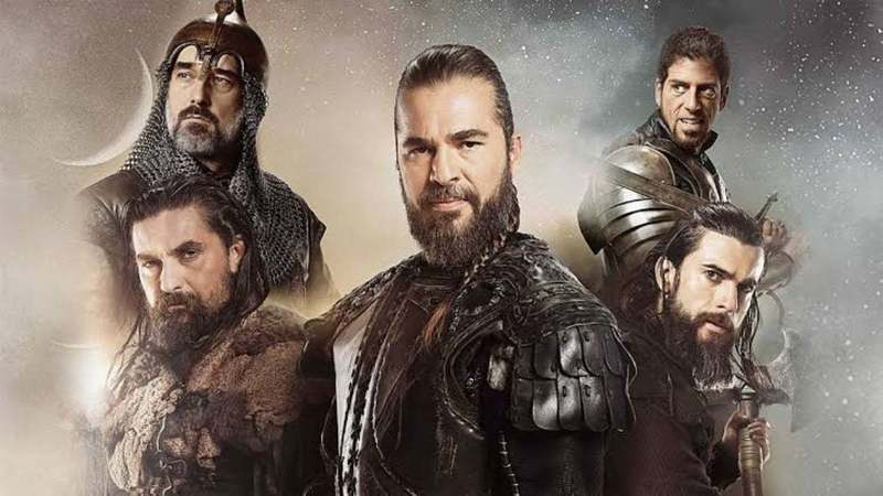 Watching Dirilis Ertugrul has now become a popular family activity.
