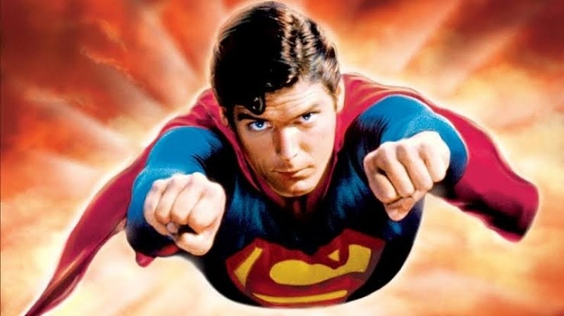 The props from Christopher Reeve's Superman will headline Monday's sale.