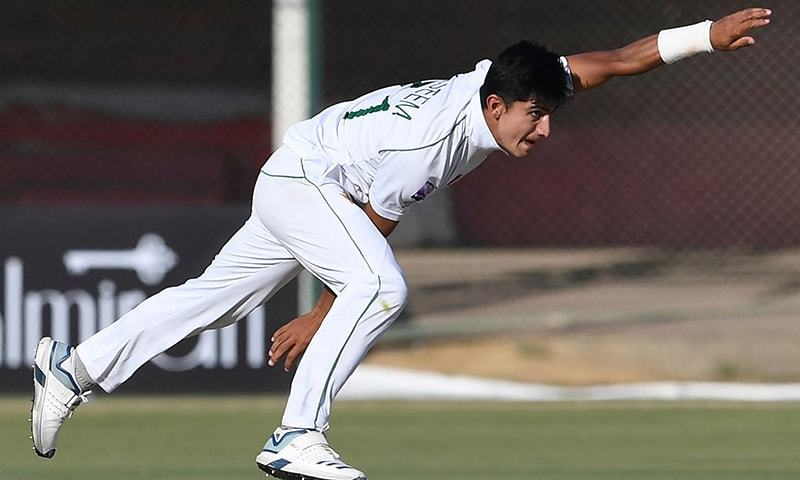 Pakistan close in on series win despite Oshada ton in 2nd Test against Sri Lanka