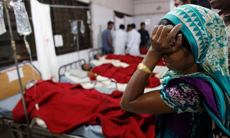Fifty dead as cold wave sweeps through Bangladesh