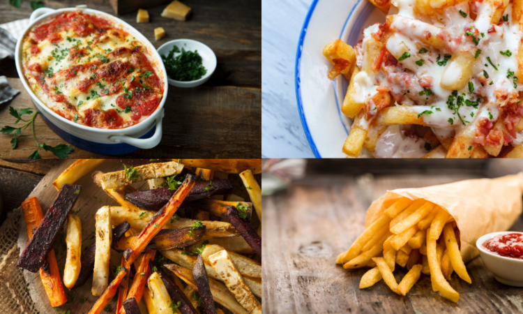 We're dropping some cool ideas on how you can add some spice to your fry life.