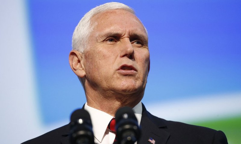 AP Fact Check: US Vice President Mike Pence misleadingly links Iran general to 9/11